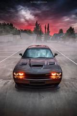 Black Challenger SRT Hellcat - Shot 6