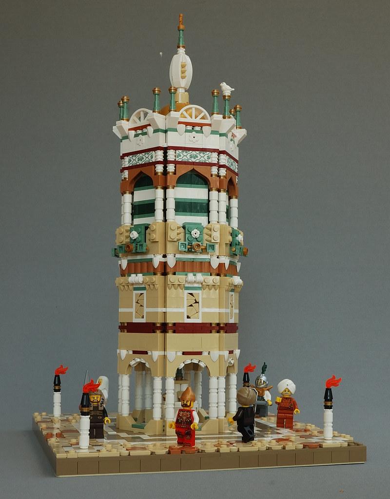 Mophet Midhana minaret