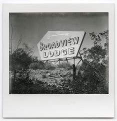 broadview lodge. desert hot springs, ca. 2019.