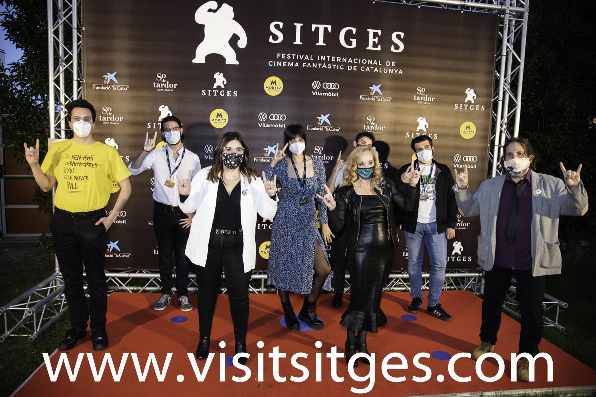 GALA CLOENDA DEL SITGES FILM FESTIVAL 2020