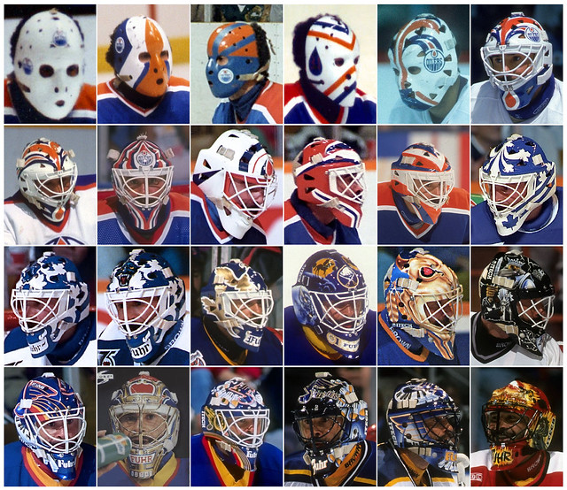 The Masks of Grant Fuhr