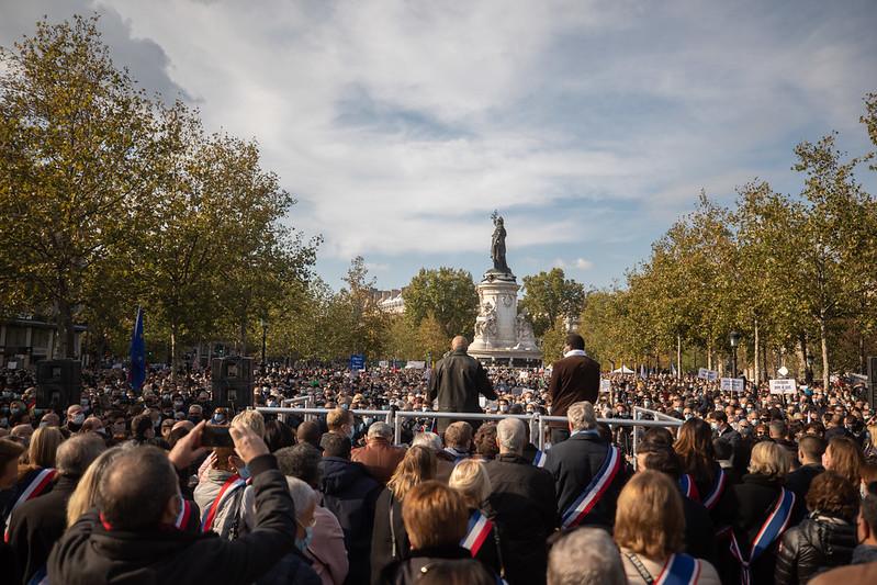 2020-10-18 - Rassemblement hommage Samuel Paty-13