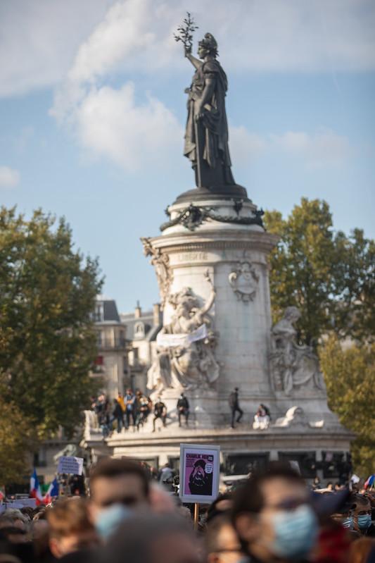 2020-10-18 - Rassemblement hommage Samuel Paty-16