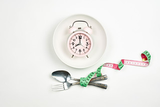 Time to control weight. Diet or healthy food concept | by wuestenigel