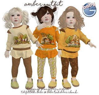 Amber Outfit