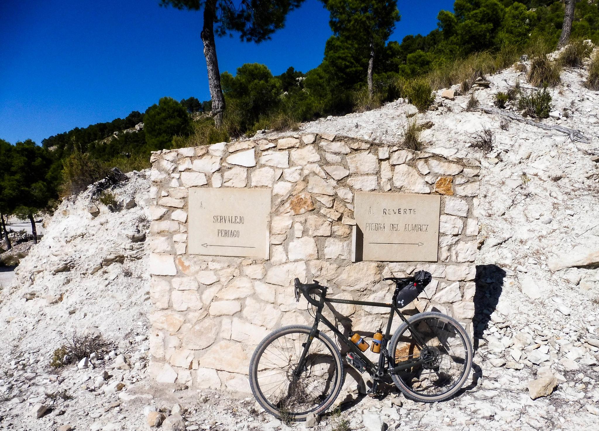 La administración forestal ha ordenado estos caminos