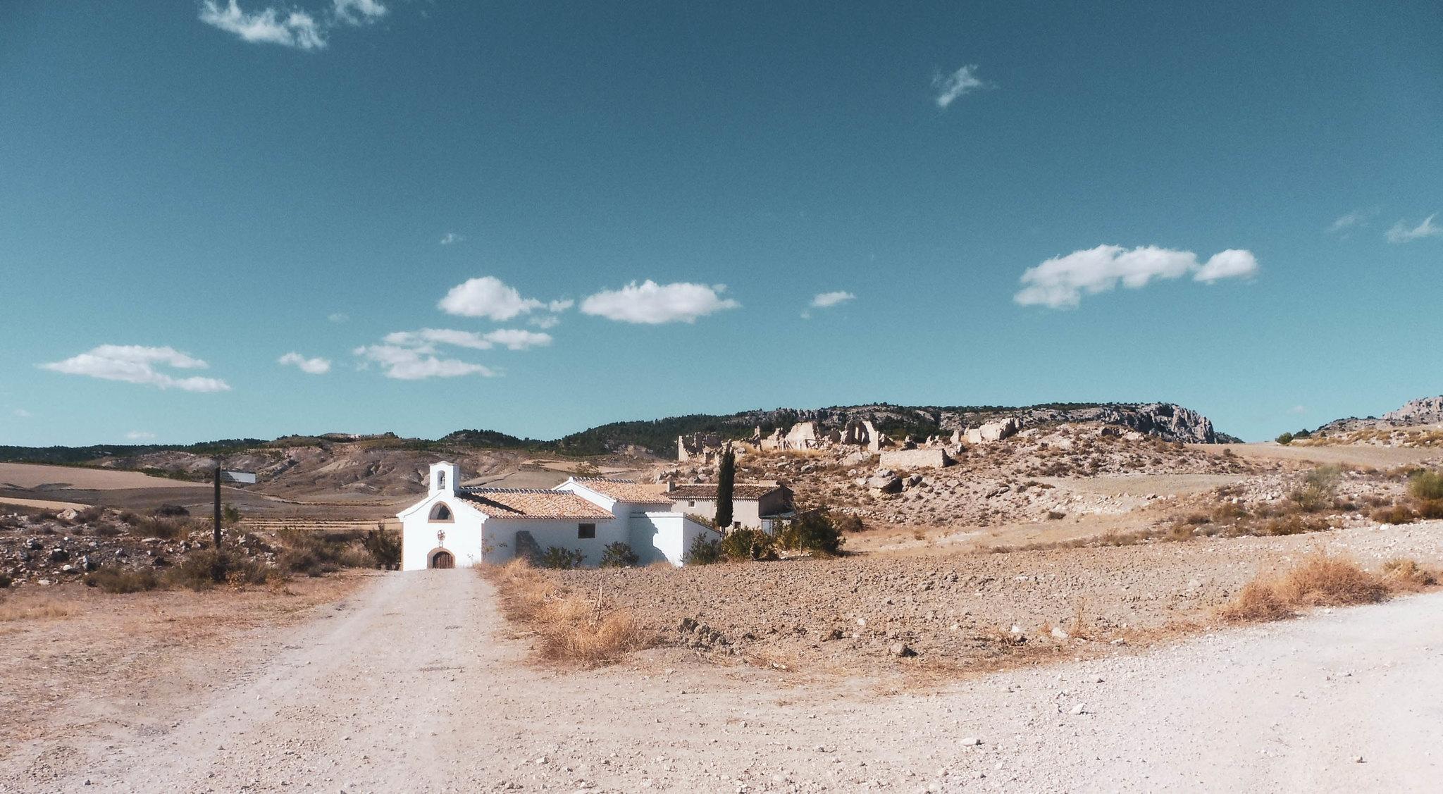 La ermita de Derde