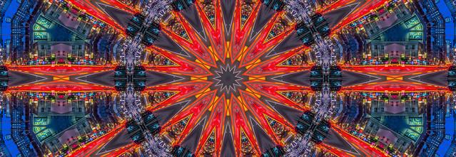 kaleidosscopic o'farrell street twin