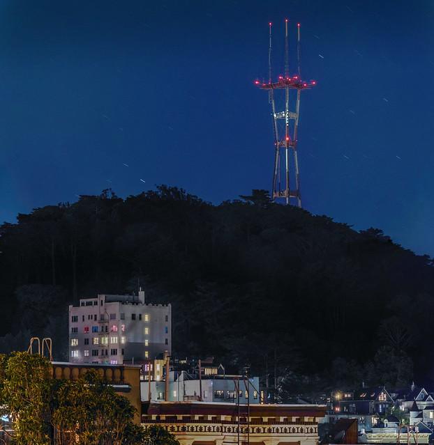 twin peaks telecast