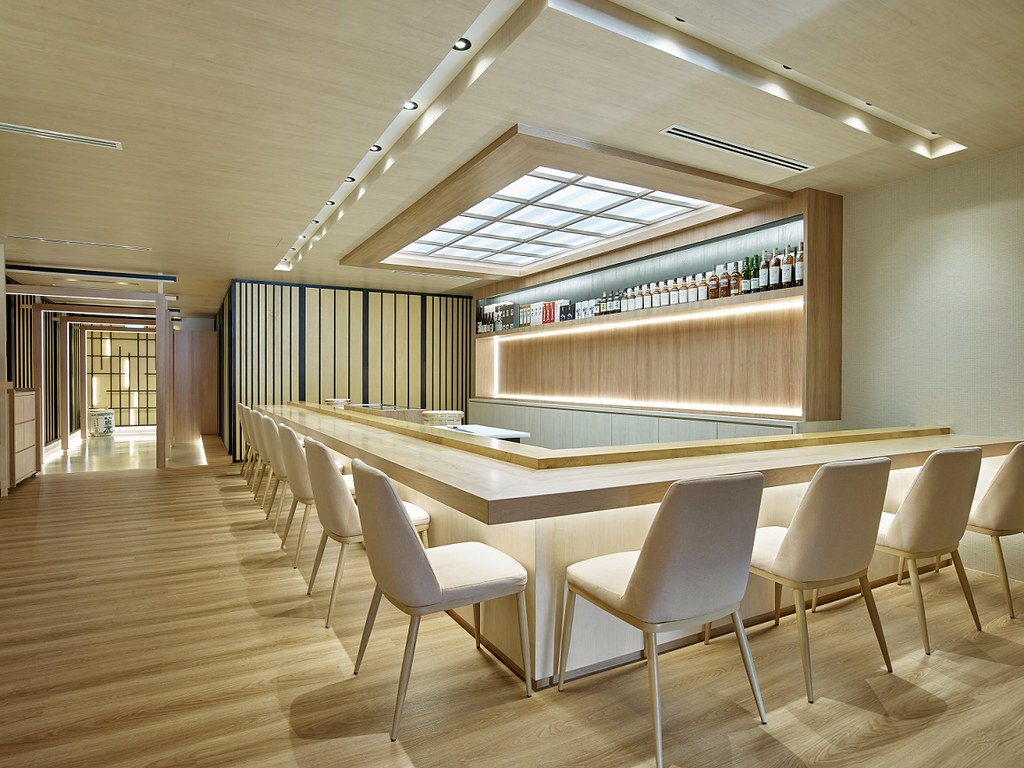 Ginza Shinto Restaurant Interior