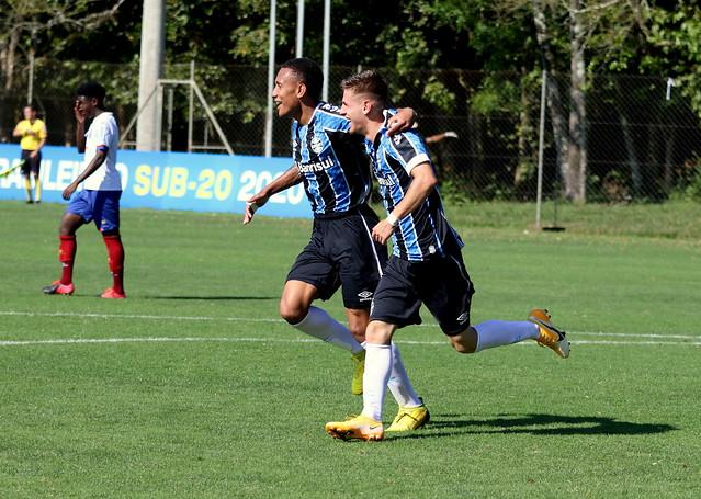Brasileiro Sub-20 - Grêmio x Bahia