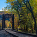 Sugarcreek Railroad Bridge 2020_10_13