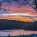 Justus Lake sunset4 2020_10_14