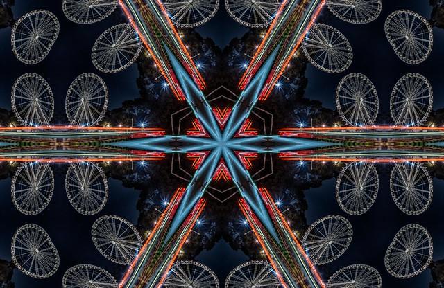 sesquicentennial kaleidoscope