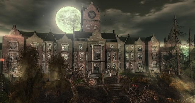 Look 1426 -  Rosewood Asylum