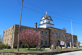 Fentress County Courthouse (Jamestown, Tennessee) | by cmh2315fl