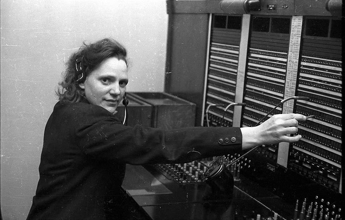 1950-е. Диспетчер