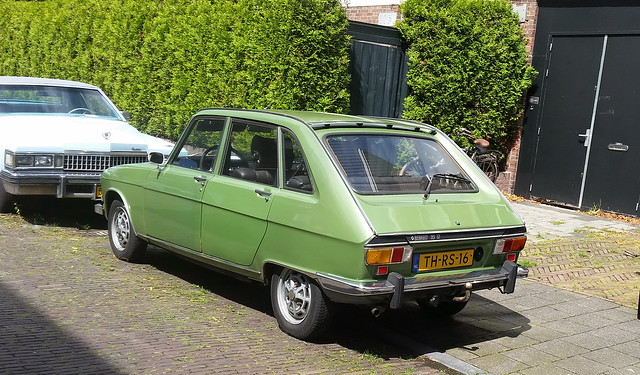 1975 Renault 16 TH-RS-16