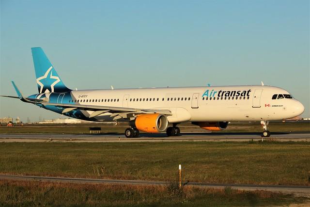 Air Transat C-GTCY