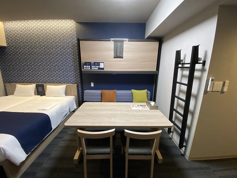hotel MONday Apartment shinokachimachi_11