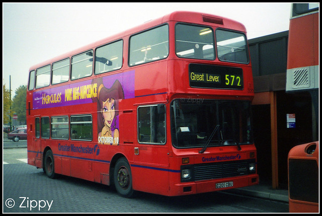 First Greater Manchester - 3201 C201CBU