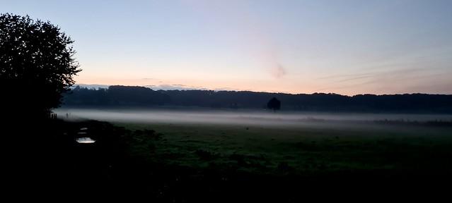 Morning walk Maastricht
