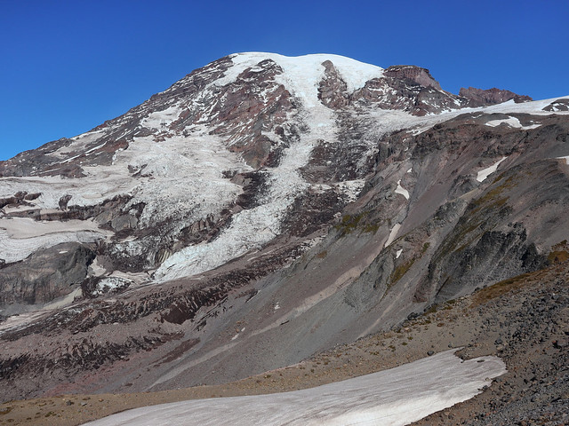 Panorama Point at Mt. Rainier NP in WA