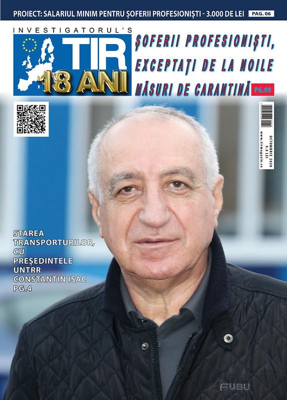 revista tir magazin octombrie 2020