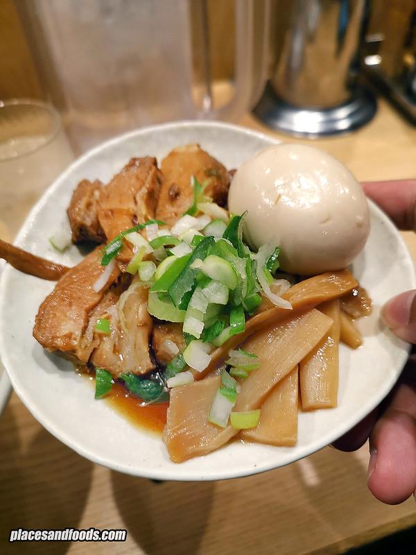 tsukemen tetsu nagoya egg