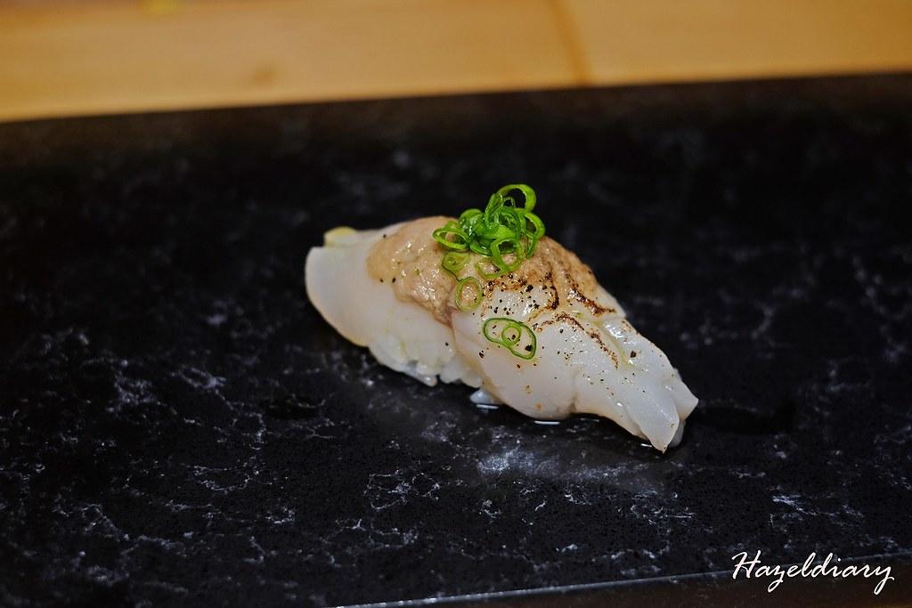 Ginza Shinto Japanese Omakase-Sushi-1