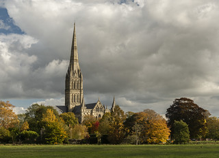 Salisbury Cathedral from the meadows  1032_146 crop