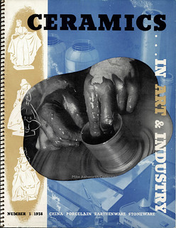 Ceramics in Art & Industry, number 1 1938 : issued by Doulton & Co. Ltd., London, 1938