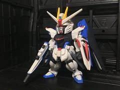 FW GUNDAM CONVERGE SP07 ZGMF-X10A Freedom Gundam