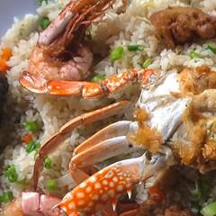 Indulge in seafood feast . . . #kalpitiya #kalpitiyalagoon #kalpitiyaresorts #kalpitiyaseafood #srilankanfood #foodie #instafood