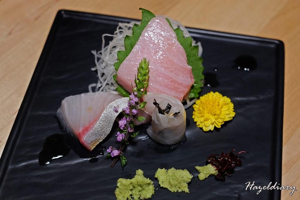 Ginza Shinto Japanese Omakase-Sashimi