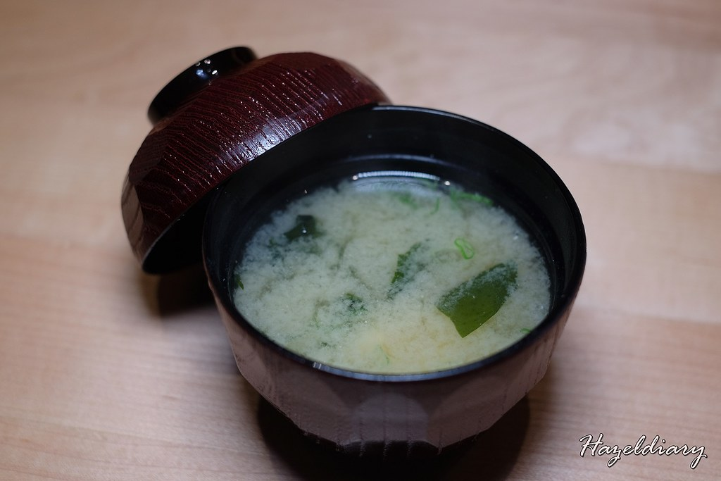 Ginza Shinto Japanese Omakase-Miso Soup