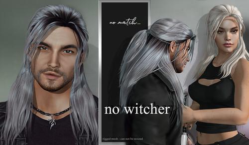 NO WITCHER