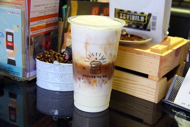 黑沃咖啡后里文明店