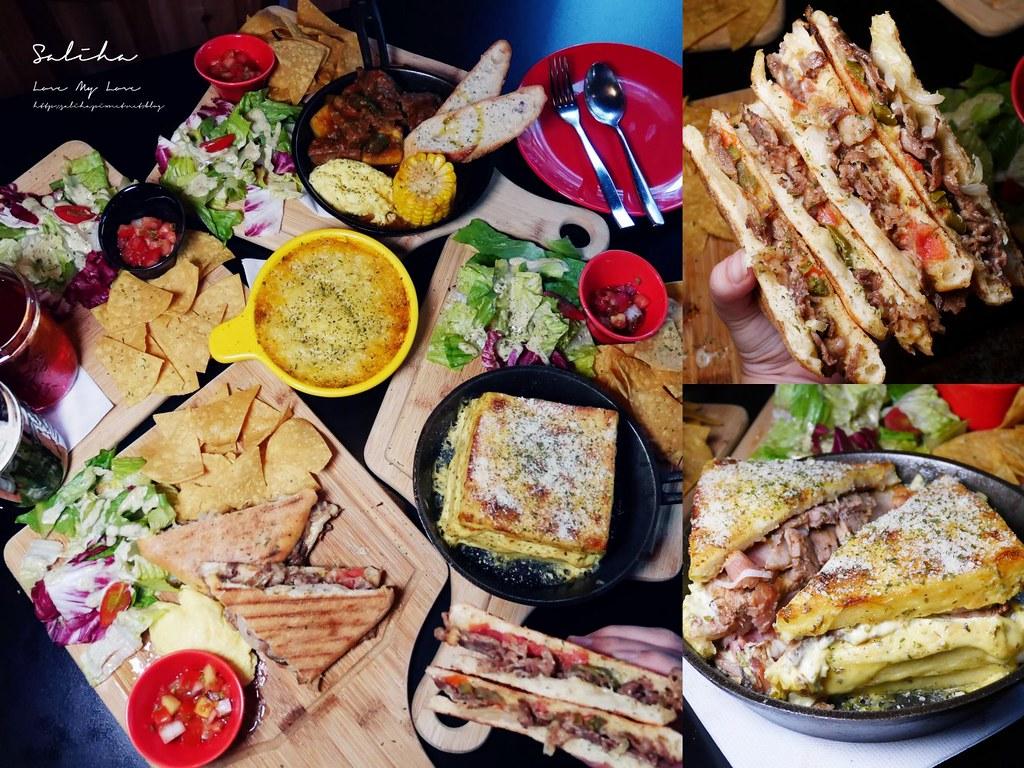 台北早午餐推薦ABV Bar Kitchen加勒比海餐酒館忠孝敦化站東區不限時餐廳美食 (1)