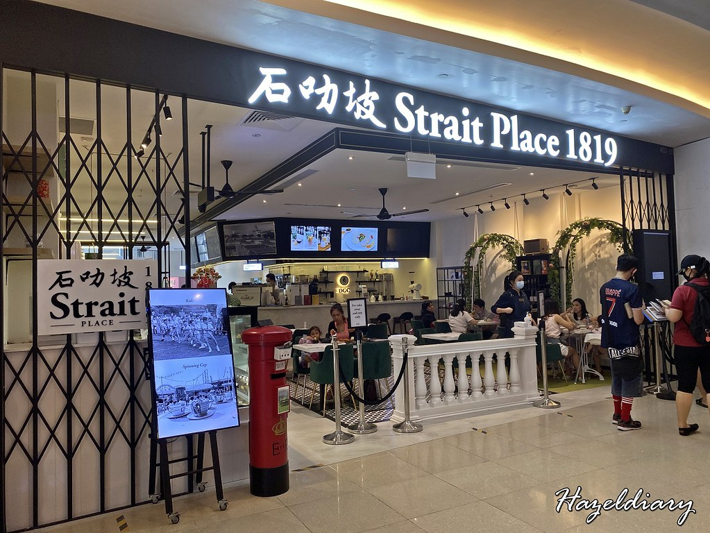 Strait Place 1819 Vivocity Singapore