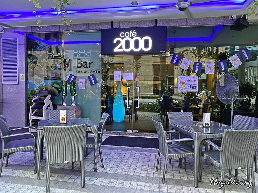 Cafe 2000 M Hotel Singapore