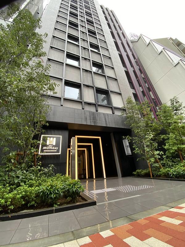 hotel MONday Apartment shinokachimachi - コピー