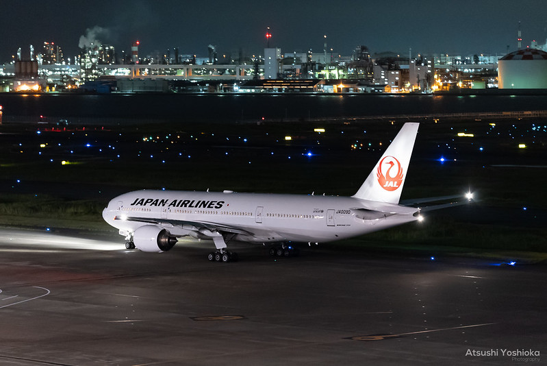 SONY α7S III Shooting in Haneda
