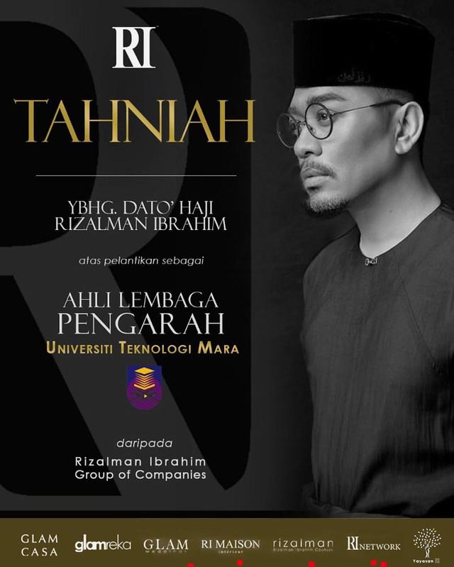 Dato' Rizalman Ibrahim