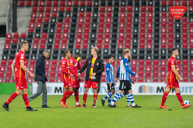 Go Ahead Eagles- FC Eindhoven 17-10-2020