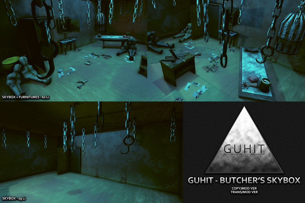 GUHIT – Butcher's Skybox @ Men Only Monthly