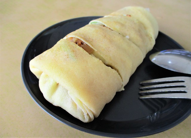 Grand Wonderful Food Court nyonya egg skin popiah