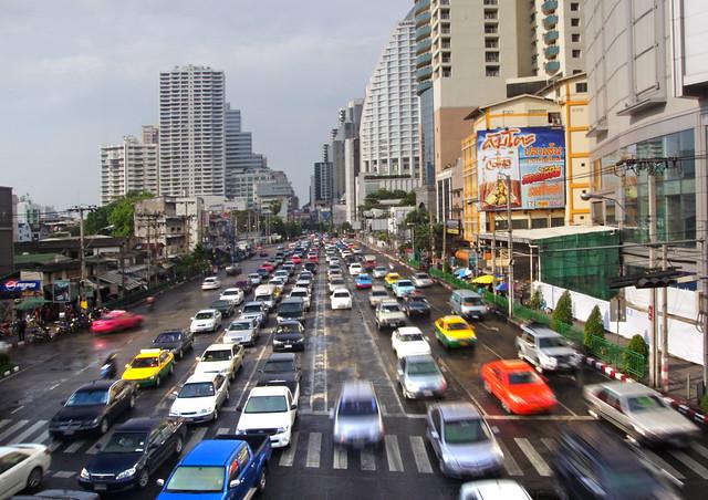 Bangkok Traffic.