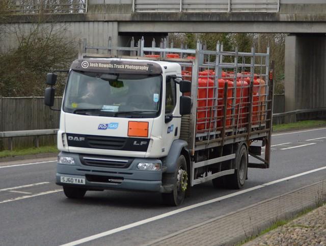 Flo Gas SJ60 YAA At Welshpool