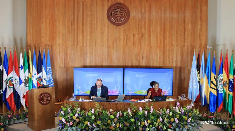 XXXVI Conferencia Regional de la FAO para América Latina y el Caribe